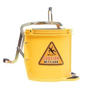 Bucket - Clean Hands - Commercial Kitchen Cleaning Supplies
