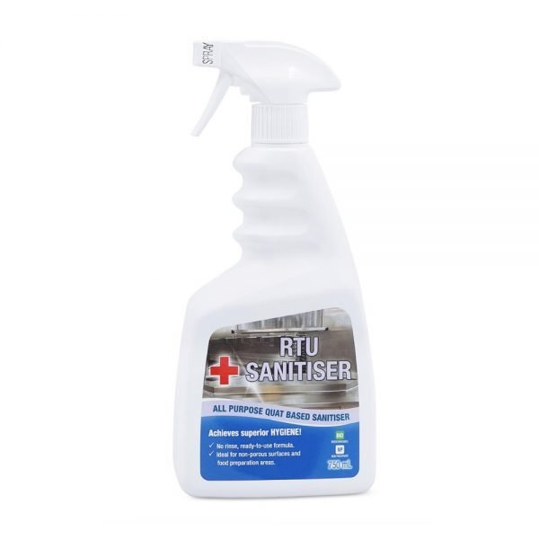 Ready to use sanitiser | Clean Hands