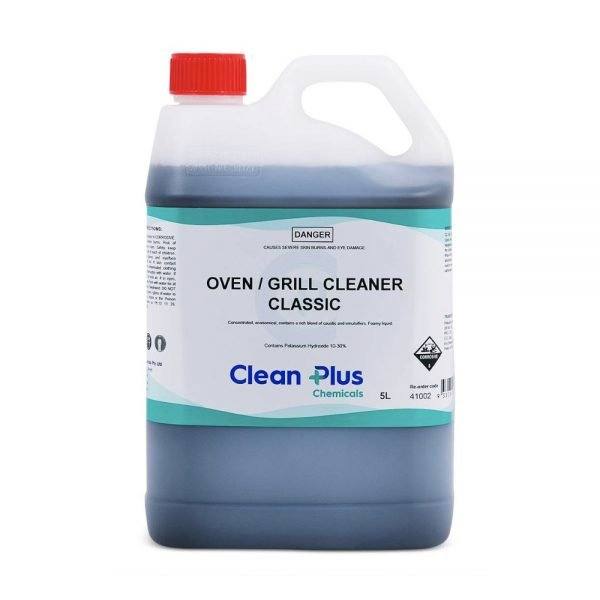 Oven and Grill Cleaner - Classic   Clean Hands