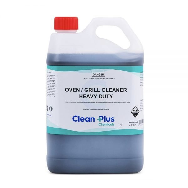 Oven and Grill Cleaner - Heavy Duty | Clean Hands