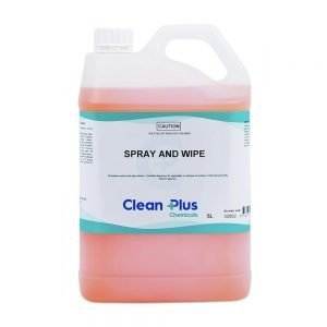 Spray and Wipe | Clean Hands