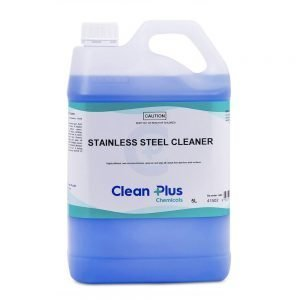 Stainless Steel Cleaner | Clean Hands