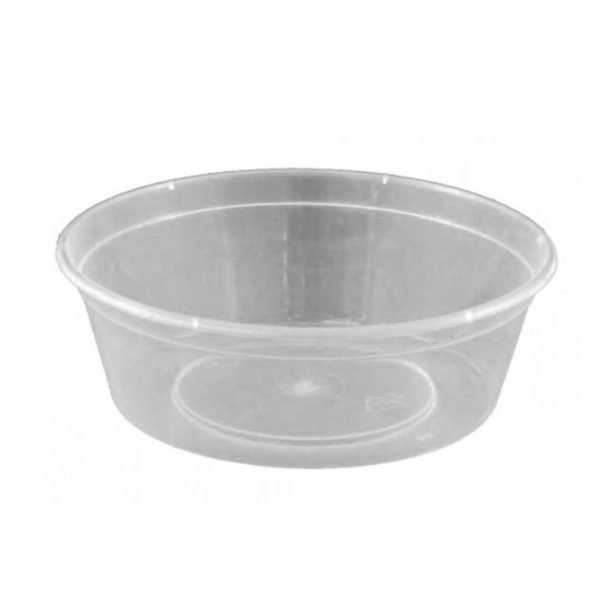 Round Food Container - Packaging