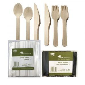 Cutlery and Straws