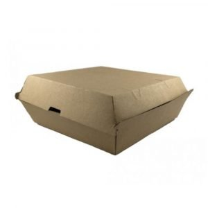 Dinner and Family Box - Take Away Containers - Clean Hands