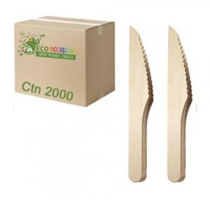 Wooden Knives - Packaging - Clean Hands