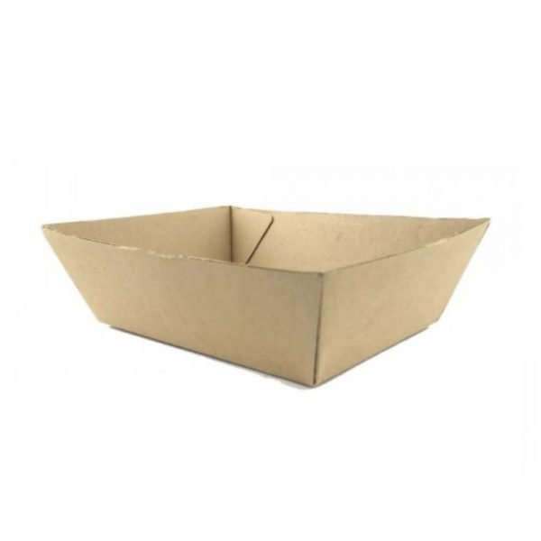 Food Trays - Take-Away Containers - Clean Hands