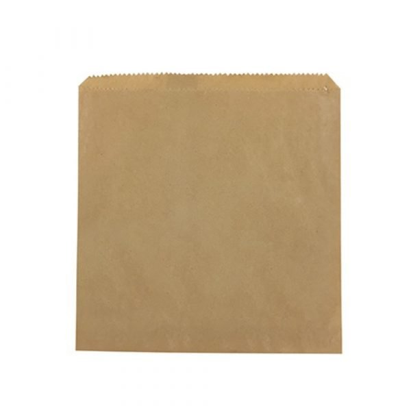 Square flat paper bag - Packaging - Clean Hands