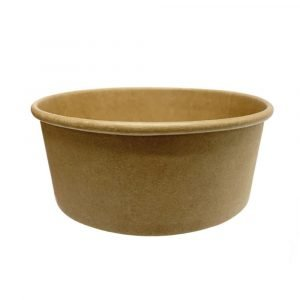 Paper Bowls - Take-Away Containers - Clean Hands