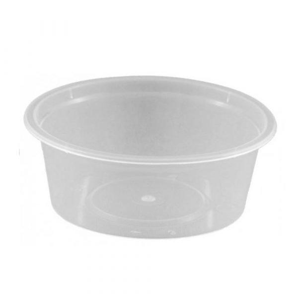 Sauce Container - Packaging - Clean Hands