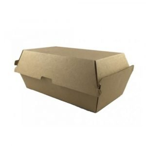 Snack Box - Take-Away Containers - Clean Hands