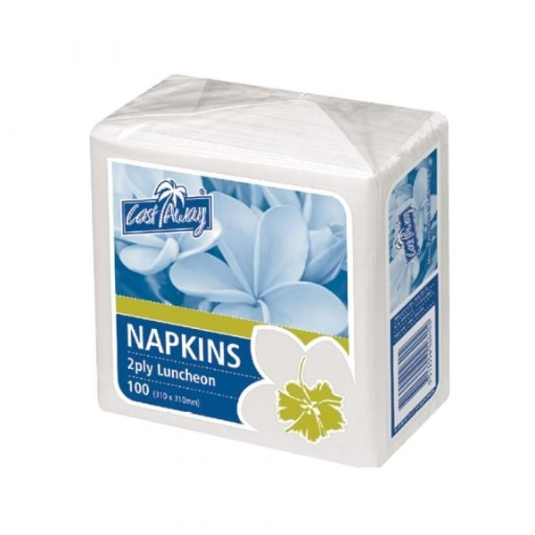 2ply Lunch Napkins - Clean Hands