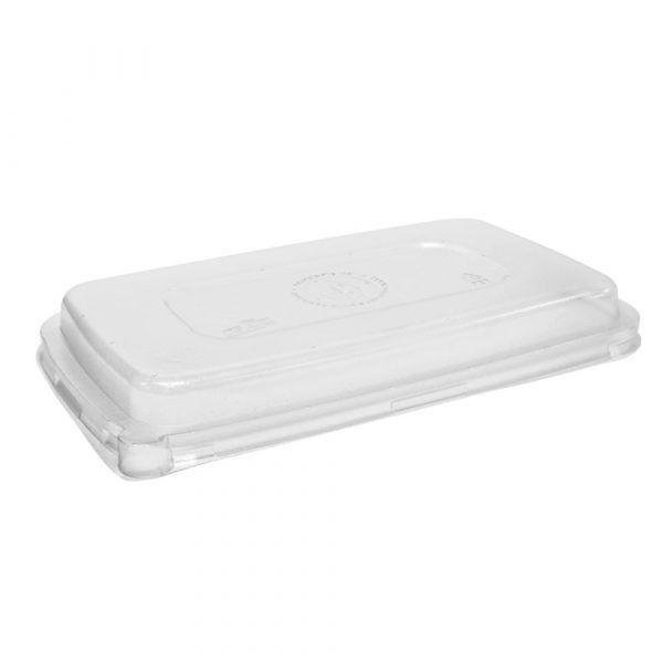 Rectangular Container Environmental Lid - Clean Hands