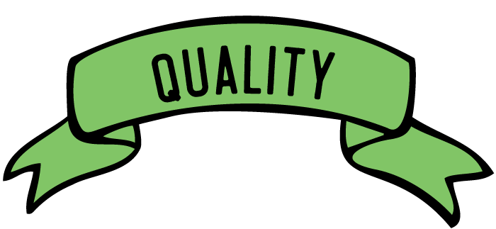 Quality - Clean Hands
