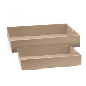 Large and Medium Catering Trays | Clean Hands